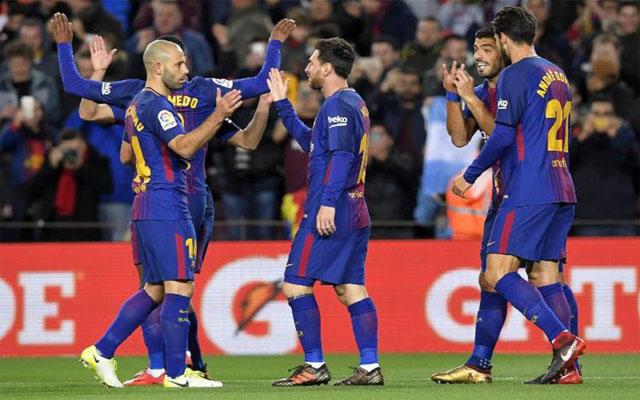 Hasil Copa del Rey, Barcelona Tembus Babak Perempat Final