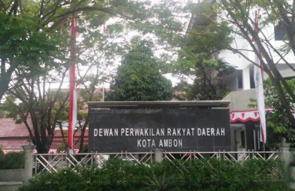 Senin Depan, DPRD Ambon Tetapkan 7 Ranperda