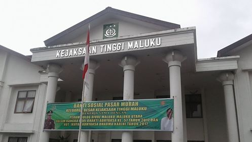 Kejati Tutup Rapat Dugaan Korupsi Pengadaan Spead Boat BPJN Maluku