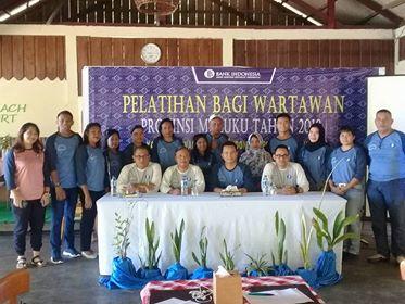 Bank Indonesia Maluku Gelar Pelatihan Wartawan Ekonomi