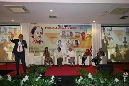 Songsong ACM dan Visit Ambon Tourism, Pemkot Lakukan Talkshow