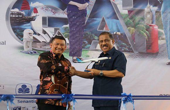 Garuda Indonesia Jawab Tingginya Minat Masyarakat Lewat GATF