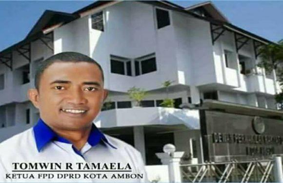 Pembahasan LKPJ Walikota, Jadi Tugas Terakhir Rio Tamaela di DPRD