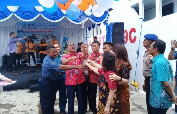 Layani Masyarakat Maluku, KM Cantika Lestari 9C Diresmikan