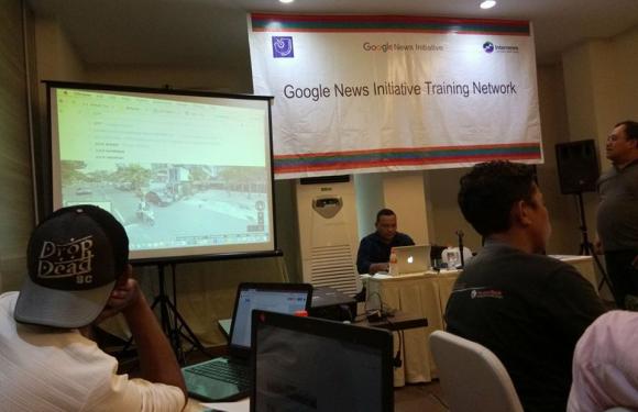Hoax Merebak, Jurnalis Ambon Dilatih Memverifikasi Kebenaran Informasi
