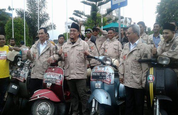 Ekspedisi Kebangsaan PP Pemuda Muhammadiyah, Buktikan Ambon Aman