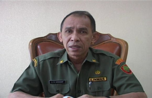 Gubernur Assagaff: Hindari Keberpihakan dan Penyalahgunaan Wewenang