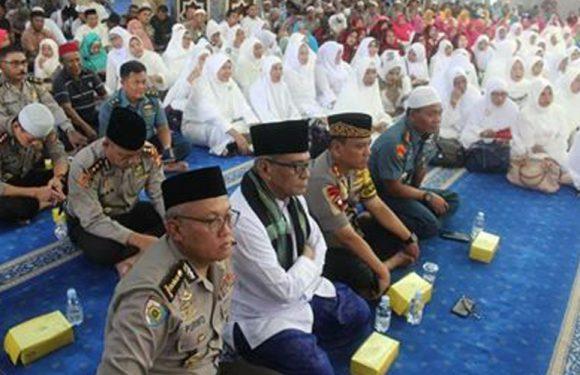 Jelang HUT Bhayangkara,  Polda Maluku Gelar Doa Bersama