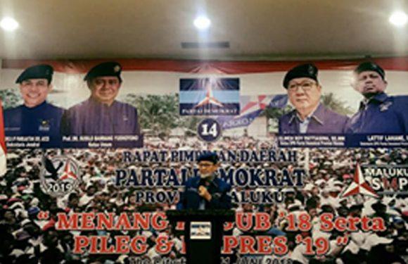 Menangkan SANTUN, Harga Mati Demokrat Maluku