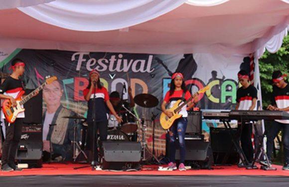 Festival Band Bocah, Upaya Percepat Ambon CoWM