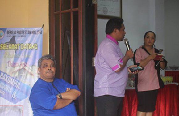Bakumpul, Bacarita & Berbagi Ala KKA Untuk Jemaat Mitra