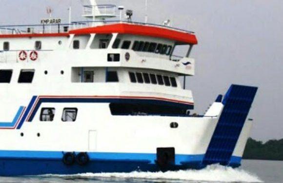 KMP Marsela Akan Berlayar ke Rute Semula