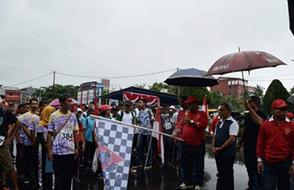 Grup Kalvari Juarai Lomba Napak Tilas Pemkot Ambon