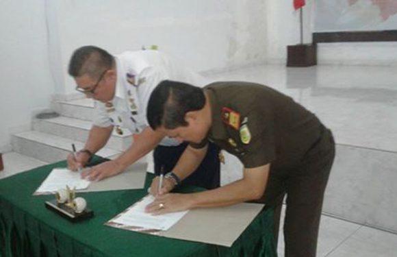 Cegah Terjadi Tindak Pidana,  BPTD Gandeng Kejati Maluku Teken MoU
