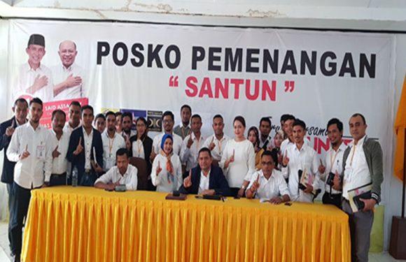Kawal Pilkada JURDIL, SANTUN Terjunkan 37 Advokat ke Kab/Kota