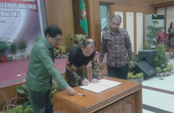 Assagaff Kembali Pimpin Maluku, Rentanubun di Malra