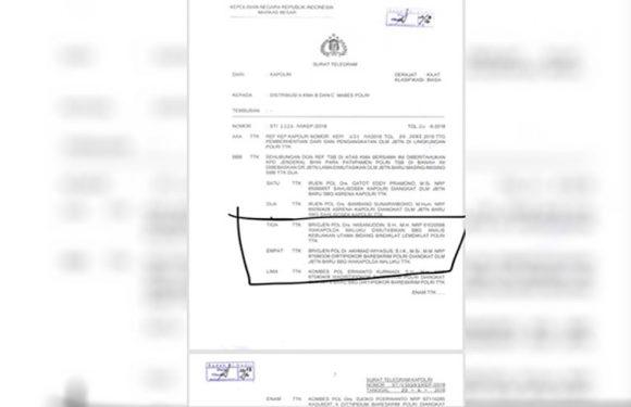 Wakapolda Maluku Dicopot Terkait Kampanye Cagub Murad Ismail?