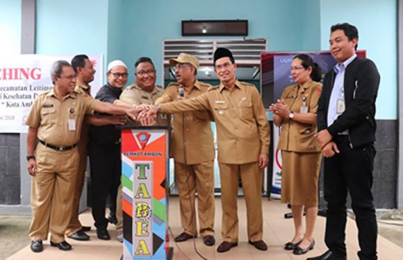 Leitisel, Lokasi Launching Implementasi Ambon Smart City