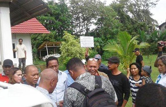 "Aksi Sita Lahan Talagaraja Dari PN Ambon Di ""Halang"" Keluarga Alfons"