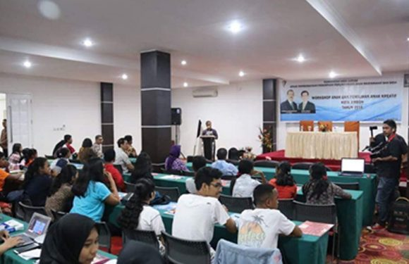 P3AMD Inisiasi Workshop & Pemilihan Anak Kreatif Tahun 2018