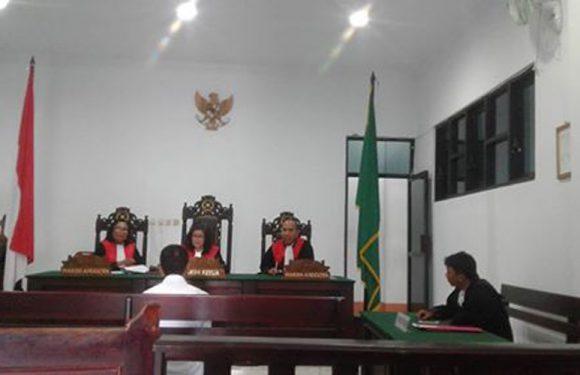 Habisi Nyawa Orang,  Jaksa Tuntut Resky 15 Tahun Penjara