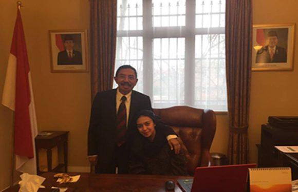 """""""Diinstruksikan"""" DPP, Litaay Siap Berjibaku di Pileg Dengan LW Cs"""