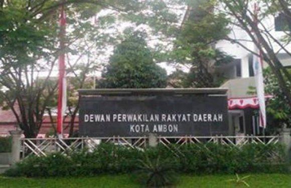 DPRD Apresiasi Raihan Opini WTP Kota Ambon