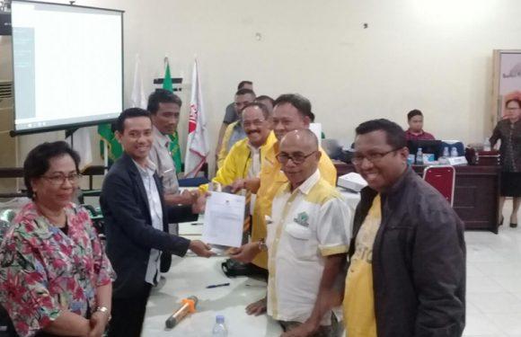 Golkar Yakin Tambah Kursi di DPRD Maluku