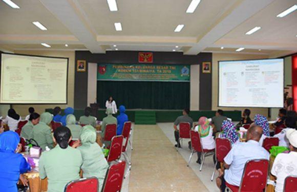 Komsos Korem 151/Binaiya Diisi Sosialisasi Narkoba & HIV/AIDS