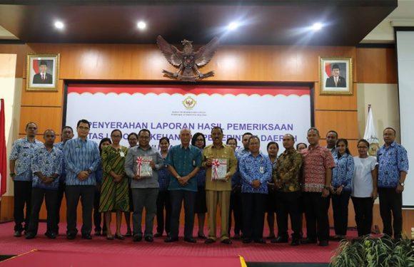 Kepemimpinan Richard-Syarif Hantarkan Ambon Raih WTP
