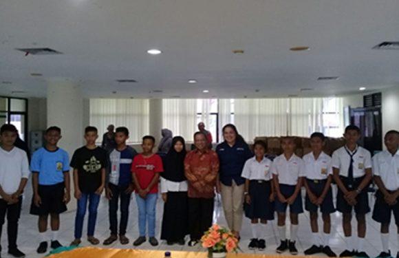 BNI Beri 11 Siswa/i Kota Ambon Beasiswa Studi di Kudus