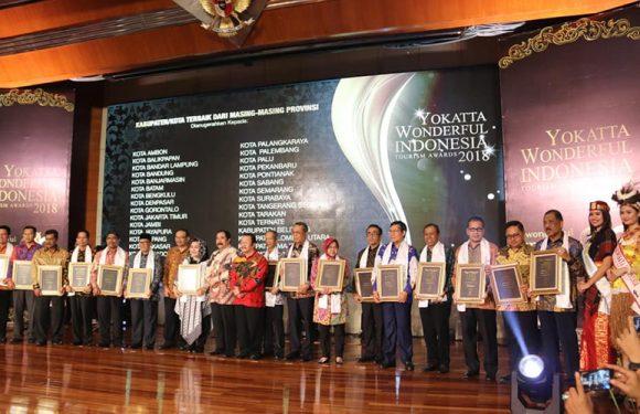 Kembangkan Sektor Pariwisata, Kemenparbud Beri Penghargaan ke Kota Ambon