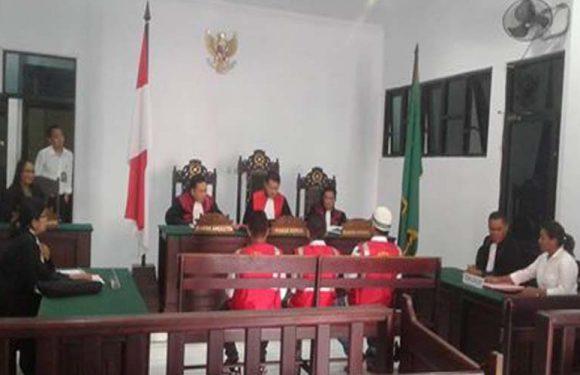 Hakim Vonis Tiga Terdakwa Curanmor di Mangga Dua Secara Bervariasi