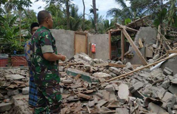 Gempa 5,4 SR dan 6,5 SR, Kembali Guncang Lombok