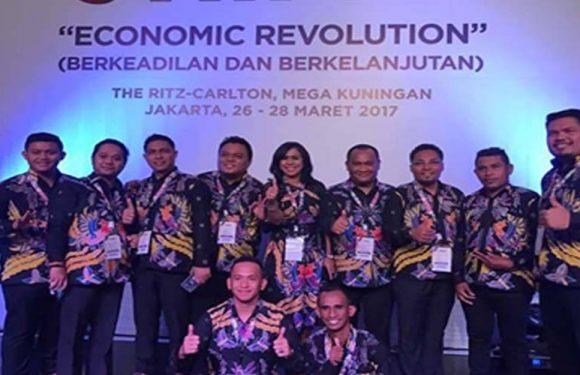 HIPMI Maluku Dukung Ambon Visit Year 2020