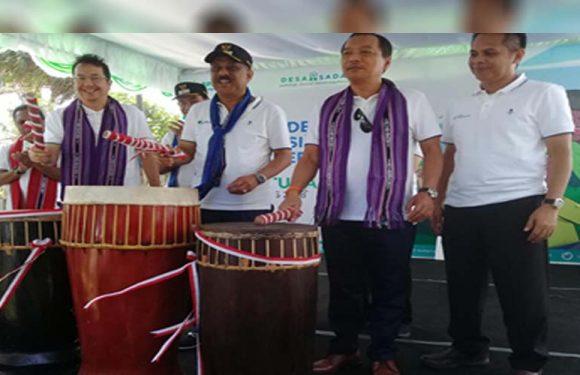 BPJS Ketenagakerjaan Tetapkan Latuhalat Desa Sadar Jamsostek