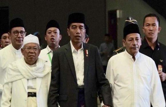 Didampingi Parpol Pengusung, Jokowi-Ma'ruf Daftar ke KPU
