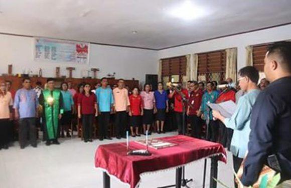 21 Kepsek SD & 8 Kepsek SMP Dilantik Wawali