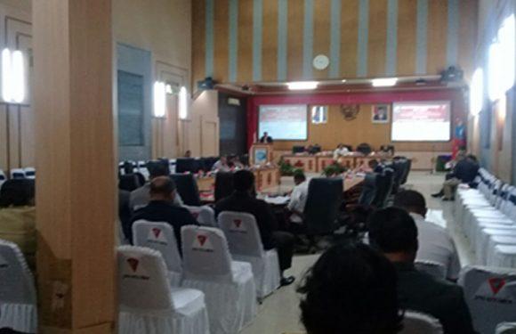 9 Fraksi DPRD Terima LPJ APBD 2017