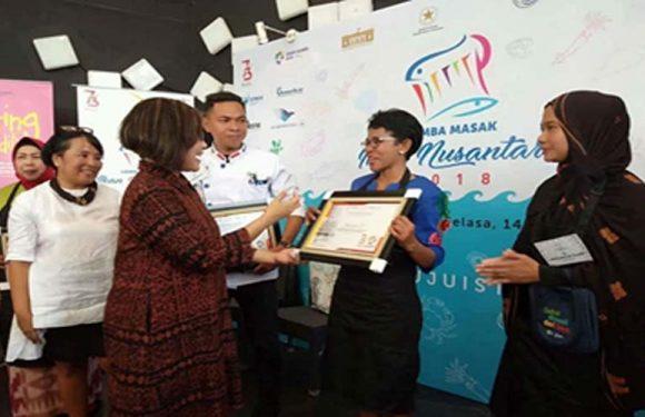 Juara II LMIN, Toumahuw Masak di Istana Untuk Presiden