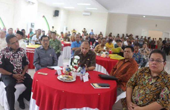 Perkampungan Multietnis Wujud Laboratorium Kerukunan Beragama di Maluku