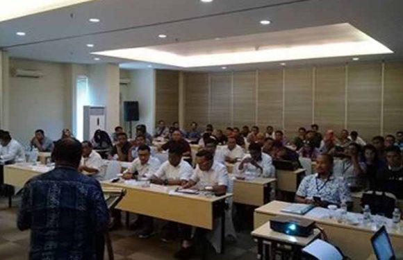KPU Maluku Resmi Tetapkan DPT Pemilu 2019, 1.207.994