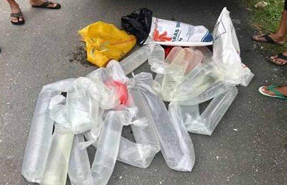 75 Liter Sopi Di TNS Malteng Terjaring Razia