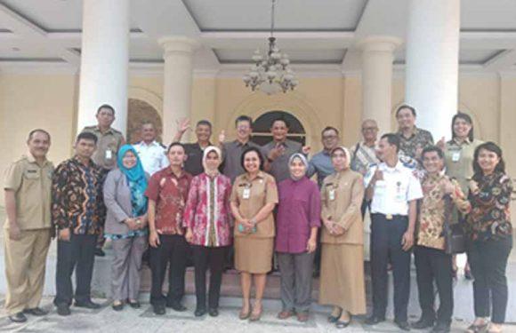 DPRD Sukabumi Studi Banding Ranperda Ke Ambon