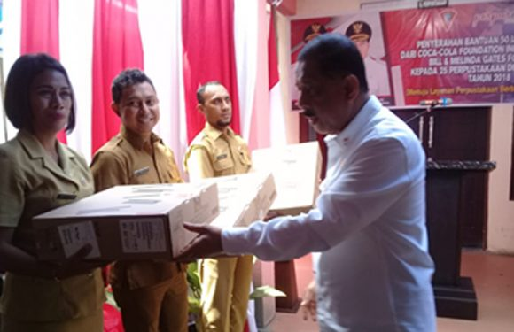 CCFI & MGF Bantu 25 Desa/Kelurahan 50 Komputer