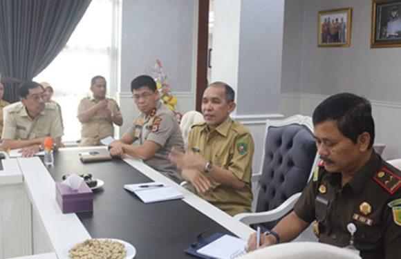 Jelang Pesparani Nasional, Forkopimda Maluku Bahas Stabilitas Keamanan