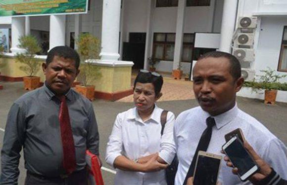 Dugaan Korupsi Dana PDAM Kota Ambon,  Tetelepta Kembalikan Sebagian Kerugian Negara