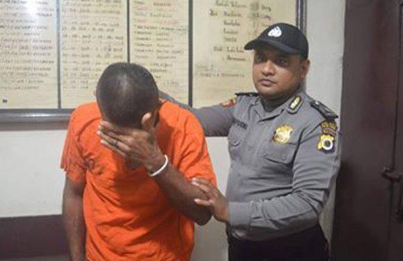 Oknum Pembunuh Almarhum Jefri Suarlembit,Diringkus Polisi