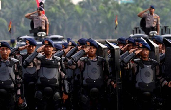Amankan Pemilu 2019, Polri Terjunkan 272.886 Personel