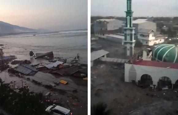 Gempa & Tsunami di Palu, Sementara 384 Meninggal, 29 Hilang